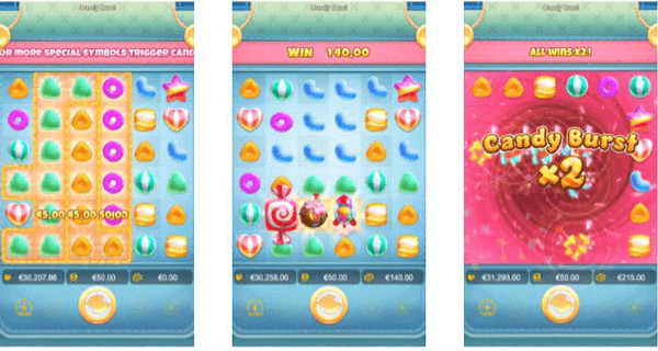 Candy-Burst-Feature